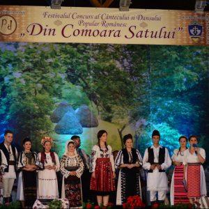 """Festivalul Național Concurs """"Din Comoara Satului"""""""